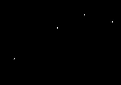Складной нож Leatherman C33x Black Diagram