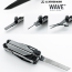 Мультиинструмент Leatherman Wave Black and Silver - Мультиинструмент Leatherman Wave Black and Silver
